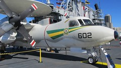 "Grumman E-2C Hawkeye 1 • <a style=""font-size:0.8em;"" href=""http://www.flickr.com/photos/81723459@N04/24107230848/"" target=""_blank"">View on Flickr</a>"