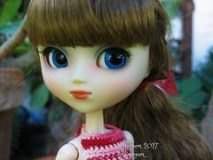 (Linayum) Tags: pullip pullipdita vanilla doll dolls muñeca muñecas junplanning cute kawaii ganchillo crochet handmade linayum