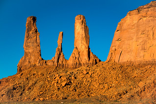 USA Holiday | Monument Valley | The Three Sisters