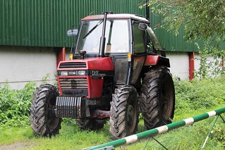 Case International 1494 Hydra Shift 4WD tractor
