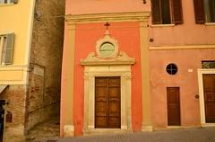 Urbino 84 (Krasivaya Liza) Tags: urbino italy italia europe european summer 2017 town village medieval stone walls fortress charming quaint cathedral ancient historic historical architecture