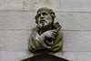 Saint Peter, Dublin Castle (Chris-USA-CZ) Tags: saintpeter chapelroyal dublincastle statue nikon d7200 afsnikkor18105mmvr sculpture ireland dublin religious catholic carving