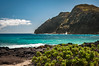 Makapu'u Lighthouse in the distance (bfluegie) Tags: hawaii makapuu oahu lighthouse ocean sea water nikond90 d90