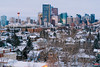 Winter Calgary (Rob Moses) Tags: alberta canada yyc city urban metro downtown skyline sky buildings architecture citylife modern beautiful pretty uptown condos night lights apartments windows skyscrapers skyscraper nightlife explore bigcity innercity street prime longexposure photo photography nikon d800 d800e 2470mmwinter cold freezing snow snowy neighbourhood bridgeland houses calgary