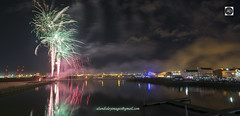 New Brighton Rocks (alundisleyimages@gmail.com) Tags: newbrighton wirral riveroflight liverpoolculture wirralboroughcouncil fireworks event people diusplay entertainment smoke water reflections weather liverpool seaforth liverpoolcontainerterminal portsandharbours northwestengland titaniumfireworks marinepointnewbrighton