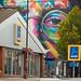 Lennon (ShrubMonkey (Julian Heritage)) Tags: bedminster bristol streetart mural graffiti eduardokobra kobra aldi street art colours johnlennon lennon face upfest