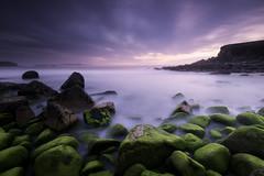 Nuestra Señora de La Lanzada (jojesari) Tags: ar217g 1117 jojesari suso ocaso sunset atardecer puestadesol filtros playadenuestraseñora sanxenxo pontevedra galicia explore