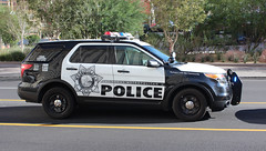Las Vegas Metro Police Ford Explorer