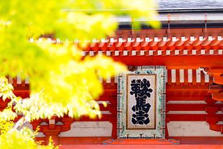 鞍馬寺 / Kurama-dera Temple