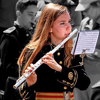 Semana Santa en Ronda, España