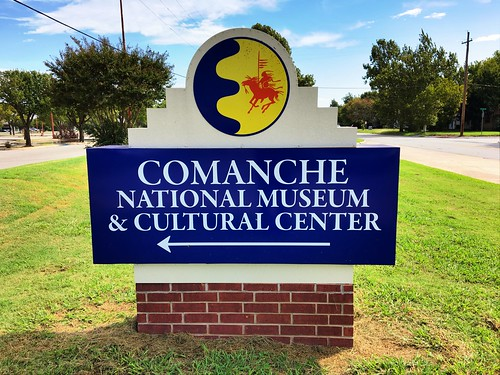 Comanche National Museum and Culture Cen by Wesley Fryer, on Flickr