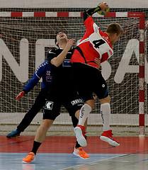 Z7152_R.Varadi_R.Varadi (Robi33) Tags: action ball basel foul handball championship fight audience referees switzerland fun play gamescene sports sportshall viewers