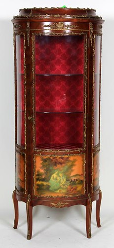 French Curio Cabinet ($644.00)