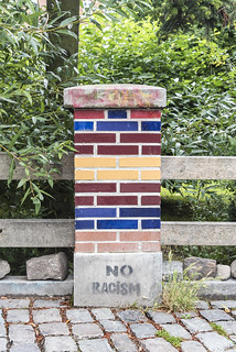 Simple Message: No Racism