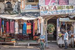 Rajasthan - Pushkar - Streets Shops-15