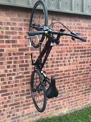 cycle-racks.com Wall Hanging Bracket 1 -6