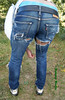 jeansbutt14949 (Tommy Berlin) Tags: men jeans butt ass ars levis