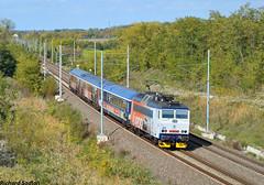 Karoq Express by Sadloň Richard - OSEx 10023 v čele s českou 362.169-5 vchádza do žst. Devínska Nová Ves, odkiaľ pokračuje kvôli výluke smer Bratislava-Rača, odkiaľ pôjde úvraťou na Nové Mesto.