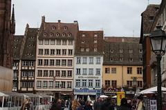 Straßburg (stephan200659) Tags: strasburg strasbourg alsace elsass elsas rhine rhein europa europe frankreich france francia