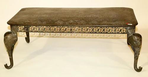Brass Elephant Table ($448.00)