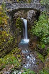 Christine Falls, Mount Rainier National Park, Washington (jbeyre) Tags: waterfall washington mountrainier nationalpark pacificnorthwest nature outdoors landscape scenic