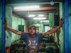 Mumbai 2015 (hunbille) Tags: birgittemumbai2lr india mumbai dharavi slum city district bombay