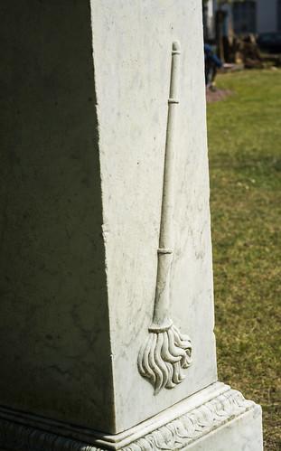 Kalmar's old cemetery