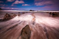 La Cresta de Barrika (LA CAJA AZUL) Tags: barrika cantabrico longexposure euskadi paisvasco seascape sea flysch rocas