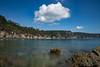 Tranquility..... (khan.Nirrep.Photo) Tags: breizh bretagne bleu finistère falaise rocks rocher rochers rock canon ciel mer sky seascape sea