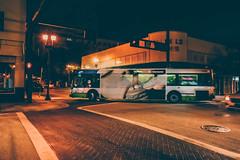 Miami Nights (aa_photography24) Tags: miami photography longexposure longexpo streetphotography street streetshots streetstyle nightphotography night architecture landscape landscapephotography city cityphotography citystreets cityscape photographer