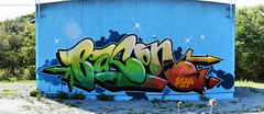 quickage-DSC_0873-DSC_0875-1 v2 (collations) Tags: ontario toronto graffiti bacon scan scaner ripscan