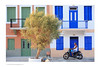 Easy Rider (calderdalefoto) Tags: symi simi dodecanese greece greek island pedi scooter inspiring