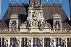 Paris (mademoisellelapiquante) Tags: paris france architecture hoteldeville
