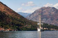 Bay of Kotor (robin denton) Tags: mediterranean landscape kotor montenegro starflyer clipper yacht bayofkotor starclippers balkans cruiseship