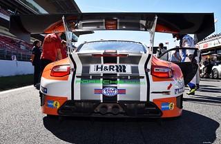 Porsche 997 Cup S / Klaus Horn / GER / Escuderia Costa  Daurada