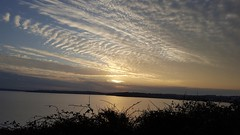 Today's Sunset (Helen Orozco) Tags: sunset falmouth silhouettes cornwall sky clouds