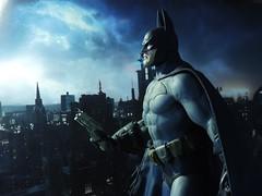 Batman Arkham City - Twilight (1/6th shooter) Tags: actionfigures onesixth batman arkhamcity arkhamknight rocksteady videogames xbox360 playstation3 playstation4 hottoys sideshowtoys toys arkham comics dccomics brucewayne