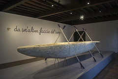 Glass and Bone (benedettap) Tags: glass bone jan fabre art contemporary boat time