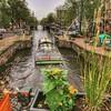 Eenhoornsluis (johan wieland) Tags: eenhoornsluis jordaan haarlemmerstraat prinsengracht rondvaartboot canal gracht boot westertoren cityscape downtown