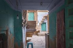 Rajasthan - Jaisalmer - Fort Streets-2