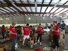 Exxon YPG 2017 Harvey Help (compudopt) Tags: exxon volunteer corporate 2017 warehouse harvey