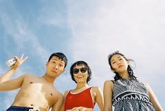 okinawa (Shu Shan Chen) Tags: 沖繩 那覇 okinawa naha sunlight japan beach sea
