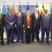 Federica Mogherini chairs the IGAD (Intergovernmental Authority on Development) Informal Ministerial Meeting, September 2017