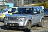 Unmarked Collision Investigation (S11 AUN) Tags: north yorkshire police land rover discovery 4 tdv6 forensic collision investigation unit fciu ciu video equipped traffic car rpu roads policing rpg group 999 unmarked emergency vehicle nyp