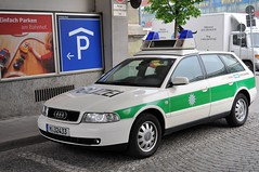 License plate from Germany (CooverInAus) Tags: audia4