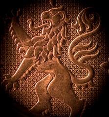Copper Lion (wwwwg) Tags: macromondays zodiac