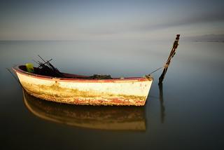 Barca varada