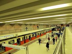 Metro Warszawskie (transport131) Tags: infrastruktura infrastructure metro mw warszawa wilanowska stacja station