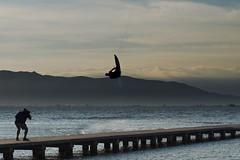 Loop (AbelJG) Tags: delta deltadelebro kitesurf salto