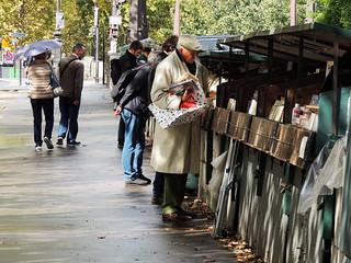 Il pleut parfois à Paris